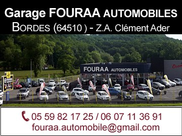 Fouraa Automobiles | Garage automobile, réparation mécanique, carrosserie bordes, peinture automobile | Nay, Bordes (64)
